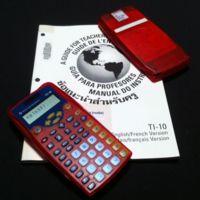 TI-10 class set: teacher kit