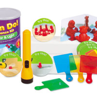 Can do! Science kit. Color & light