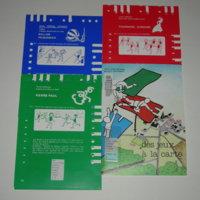 Des jeux à la carte : 200 jeux pour l&#039;éducation physique<br />