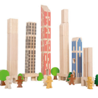 Big city building blocks