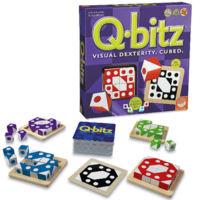 Q-bitz : visual dexterity : cubed