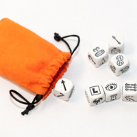 Rory's story cubes : let your imagination roll wild!