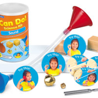 Can Do! Science kit. Sound