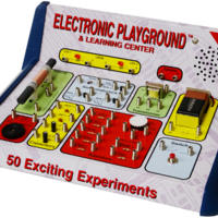 Electronic playground 50 & learning center : model EP-50