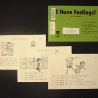 I have feelings! : self awareness